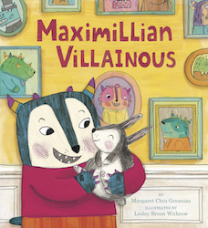 Maximillian Villainous Cover